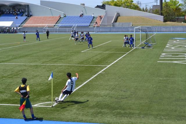 高校サッカーベスト8