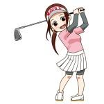 藤田光里のウェアは?人気女子ゴルファーのウェア拝見!