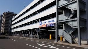 三井パーク宮崎駅西口