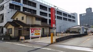 カリーノ立体駐車場