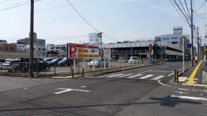 カリーノ平面駐車場